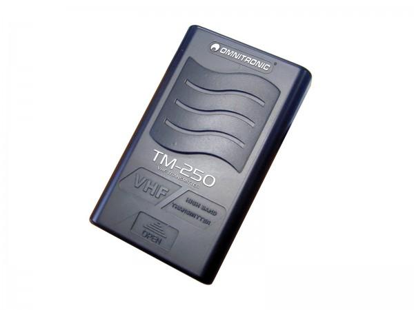 OMNITRONIC TM-250 Gürtelsender VHF211.700 // OMNITRONIC TM-250 Transmitter VHF211.7001
