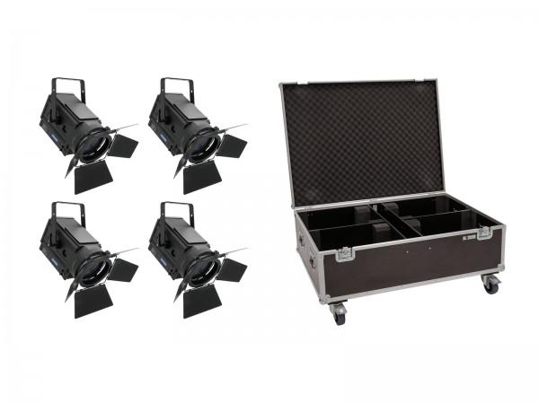 EUROLITE Set 4x LED THA-150F + Case // EUROLITE Set 4x LED THA-150F + Case1
