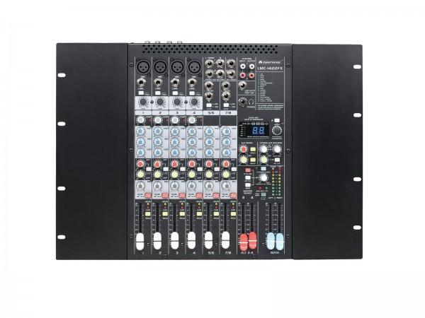 OMNITRONIC LMC-1422FX USB Mischpult // OMNITRONIC LMC-1422FX USB Mixing Console1