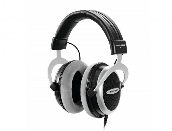 OMNITRONIC SHP-600 HiFi-Kopfhörer // OMNITRONIC SHP-600 Hi-Fi Headphones1