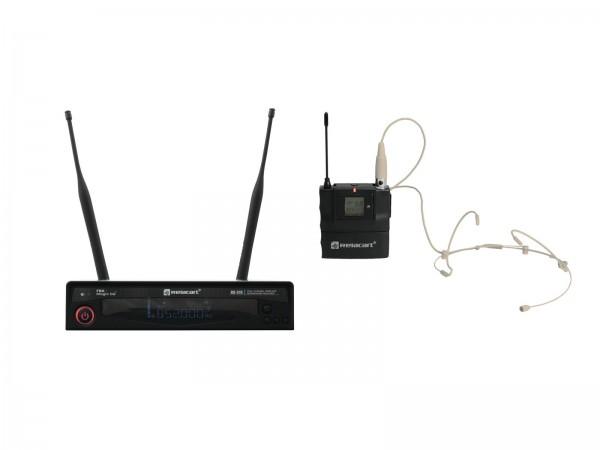 RELACART Set HR-31S Bodypack mit Headset // RELACART Set HR-31S Bodypack with Headset1