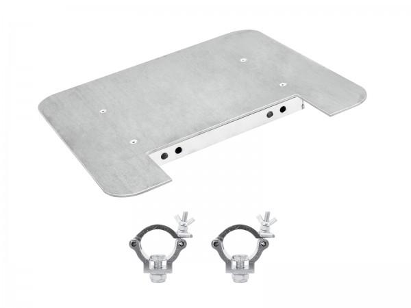 ALUTRUSS Set Aluminiumablageplatte für Decolock // ALUTRUSS Set Aluminium Shelf for Decolock1