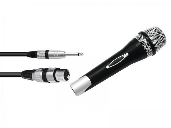 OMNITRONIC Partymic-1 Dynamisches Mikrofon // OMNITRONIC Partymic-1 Dynamic Microphone1