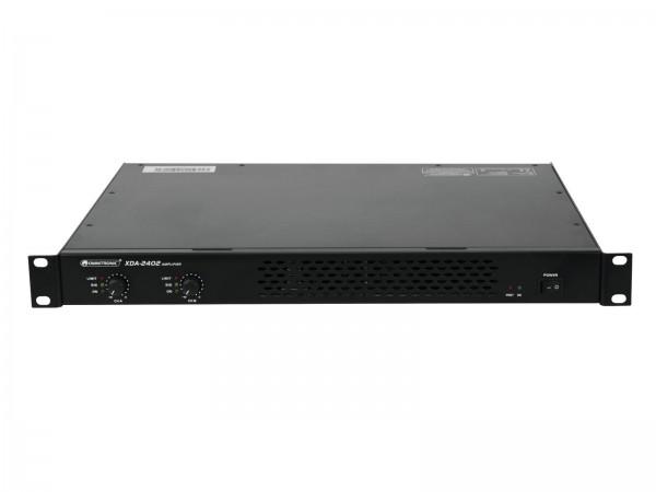 OMNITRONIC XDA-2402 Class-D-Verstärker // OMNITRONIC XDA-2402 Class D Amplifier1