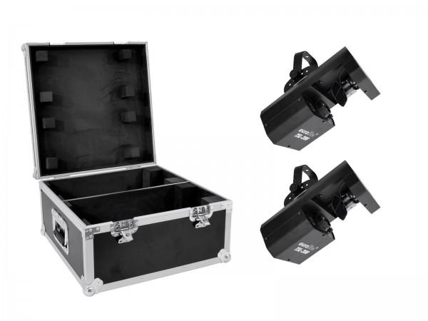 EUROLITE Set 2x LED TSL-200 Scan COB + Case // EUROLITE Set 2x LED TSL-200 Scan COB + Case1