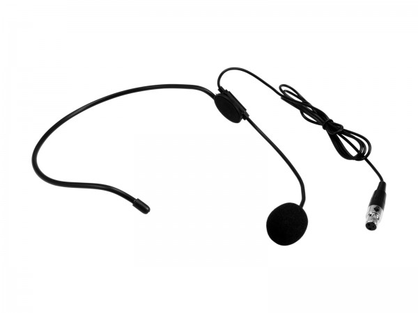 OMNITRONIC MOM-10BT4 Headset-Mikrofon // OMNITRONIC MOM-10BT4 Headset Microphone1