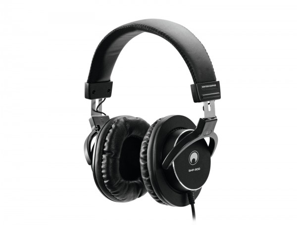 OMNITRONIC SHP-900 Monitoring-Kopfhörer // OMNITRONIC SHP-900 Monitoring Headphones1