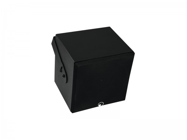 OMNITRONIC QI-8 Koaxial-Wandlautsprecher schwarz // OMNITRONIC QI-8 Coaxial Wall Speaker black1