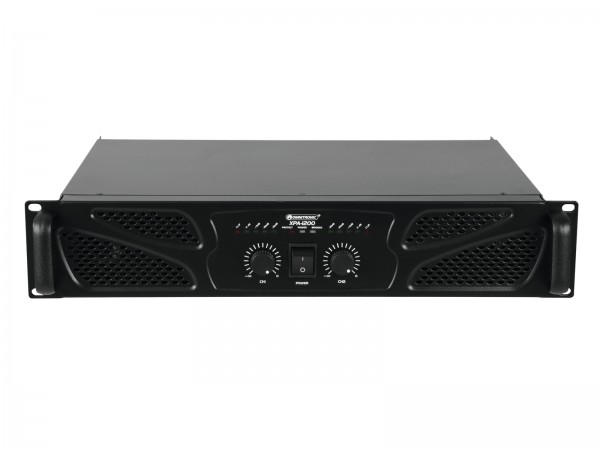 OMNITRONIC XPA-1200 Endstufe // OMNITRONIC XPA-1200 Amplifier1