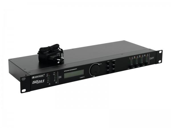 OMNITRONIC DXO-24E Digitaler Controller // OMNITRONIC DXO-24E Digital Controller1