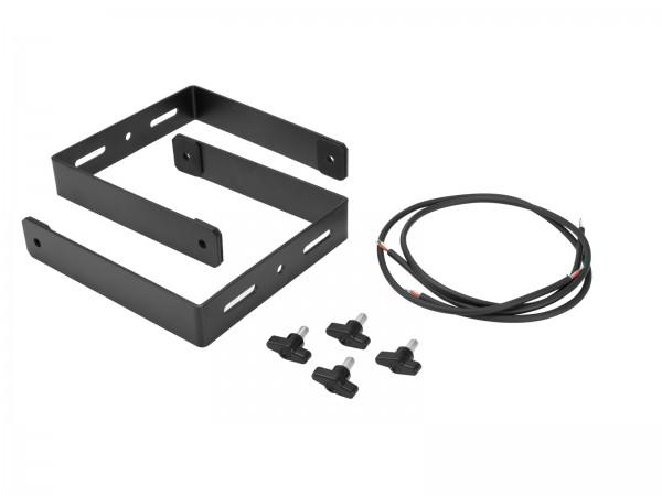 OMNITRONIC MOLLY-6 Erweiterungsbügel schwarz 2x // OMNITRONIC MOLLY-6 Extension Bracket black 2x1