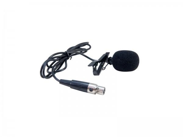 OMNITRONIC MOM-10BT4 Lavalier-Mikrofon // OMNITRONIC MOM-10BT4 Lavalier Microphone1