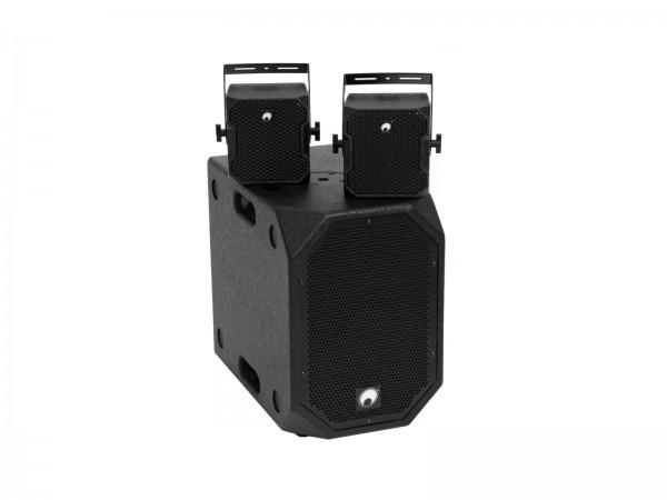 OMNITRONIC Set BOB-10A sw + 2x BOB-4 sw // OMNITRONIC Set BOB-10A bk + 2x BOB-4 bk1