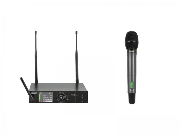 PSSO Set WISE ONE + Kon. Funkmikrofon 518-548MHz // PSSO Set WISE ONE + Con. wireless microphone 518-548MHz1