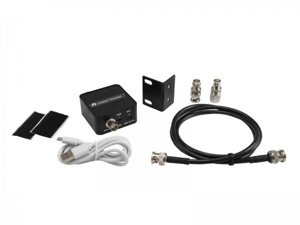 OMNITRONIC AAB-10 Antennenverstärker, aktiv, batteriebetrieben // OMNITRONIC AAB-10 Active Antenna Booster, Battery-powered1