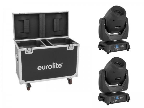 EUROLITE Set 2x LED TMH-X12 + Case // EUROLITE Set 2x LED TMH-X12 + Case1