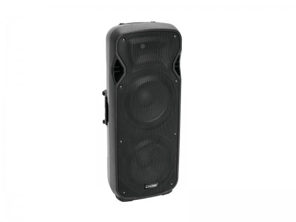 OMNITRONIC VFM-2215AP 2-Wege Lautsprecher, aktiv // OMNITRONIC VFM-2215AP 2-Way Speaker, active1