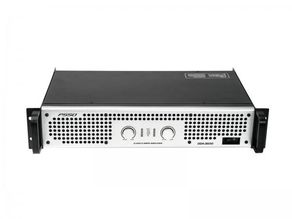 PSSO DDA-3500 Endstufe // PSSO DDA-3500 Amplifier1
