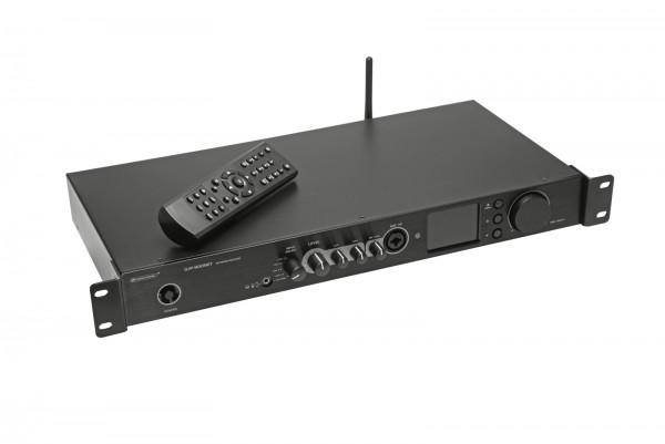 OMNITRONIC DJP-900NET Class-D Verstärker mit Internetradio // OMNITRONIC DJP-900NET Class D Amplifier with Internet Radio1