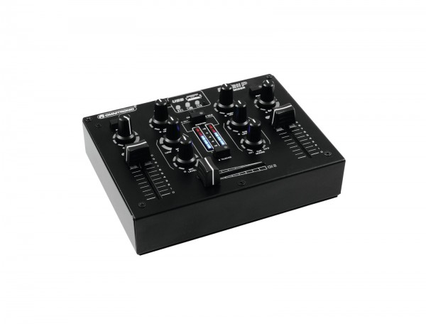 OMNITRONIC PM-211P DJ-Mixer mit Player // OMNITRONIC PM-211P DJ Mixer with Player1