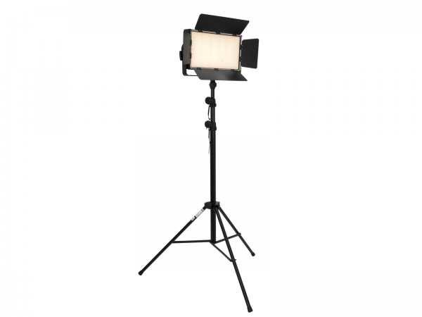 EUROLITE Set LED PLL-360 3200K + Stativ // EUROLITE Set LED PLL-360 3200K + Stand1