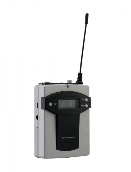 OMNITRONIC TM-105 Taschensenderset XLR WAMS-05 // OMNITRONIC TM-105 Transmitter Set XLR WAMS-051