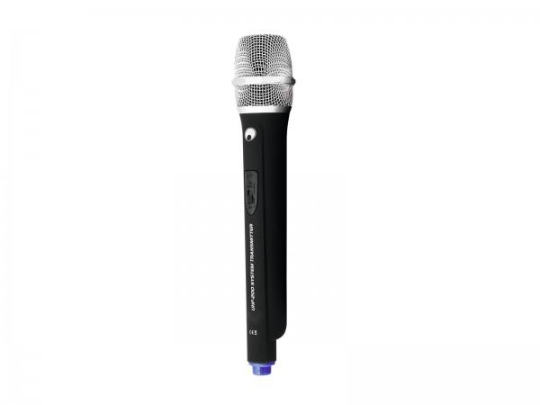 OMNITRONIC Mikrofon UHF-200 (823.100 MHz) // OMNITRONIC Microphone UHF-200 (823.100 MHz)1