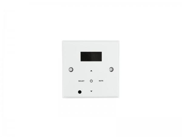 OMNITRONIC MCS-1250 MK2 Einbaucontroller // OMNITRONIC MCS-1250 MK2 Keypad1