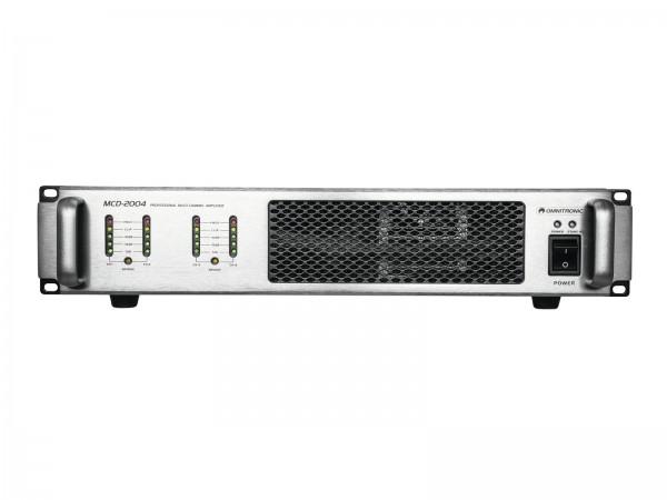 OMNITRONIC MCD-2004 4-Kanal-Endstufe // OMNITRONIC MCD-2004 4-Channel Amplifier1