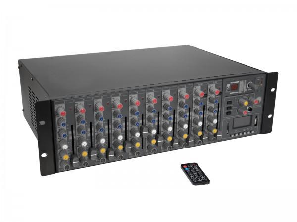 OMNITRONIC RM-1422FXA USB Rack-Power-Mixer // OMNITRONIC RM-1422FXA USB Rack Power Mixer1