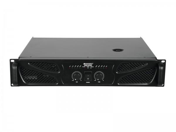 OMNITRONIC XPA-2700 Endstufe // OMNITRONIC XPA-2700 Amplifier1