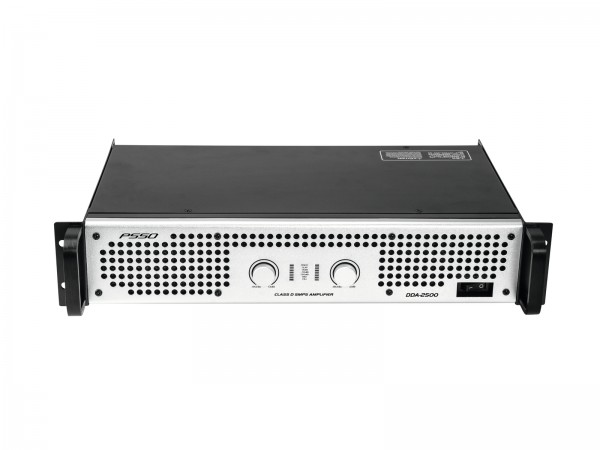 PSSO DDA-2500 Endstufe // PSSO DDA-2500 Amplifier1