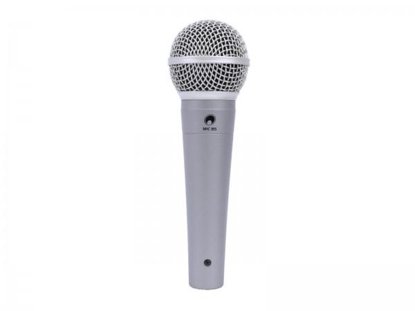 OMNITRONIC MIC 85 Dynamisches Mikrofon // OMNITRONIC MIC 85 Dynamic Microphone1