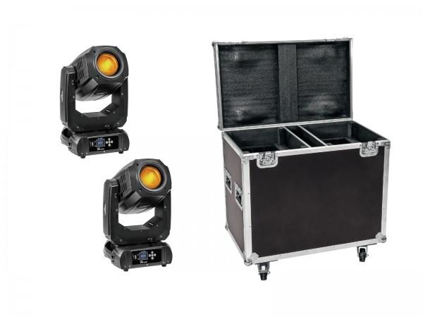 EUROLITE Set 2x LED TMH-S200 + Case // EUROLITE Set 2x LED TMH-S200 + Case1