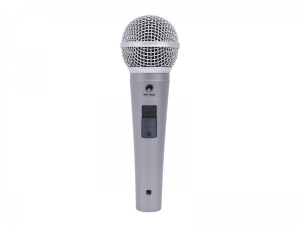 OMNITRONIC MIC 85S Dynamisches Mikrofon m. Schalter // OMNITRONIC MIC 85S Dynamic Microphone with Switch1