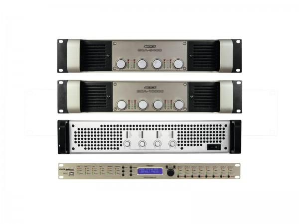 PSSO Amp Set MK2 für Line-Array L // PSSO Amp Set MK2 for Line-Array L1