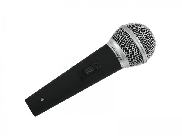OMNITRONIC M-60 Dynamisches Mikrofon // OMNITRONIC M-60 Dynamic Microphone1