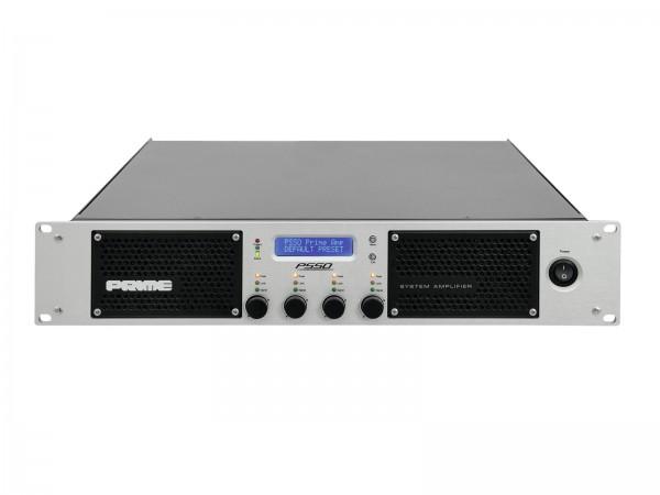 PSSO PRIME System-Amplifier DSP // PSSO PRIME System Amplifier DSP1