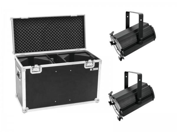 EUROLITE Set 2x LED THA-120PC Theater-Spot + Case // EUROLITE Set 2x LED THA-120PC Theater-Spot + Case1