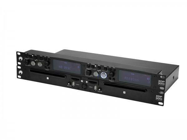 OMNITRONIC XDP-3001 CD-/MP3-Player // OMNITRONIC XDP-3001 CD/MP3 Player1