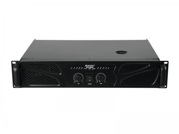 OMNITRONIC XPA-1800 Endstufe // OMNITRONIC XPA-1800 Amplifier1