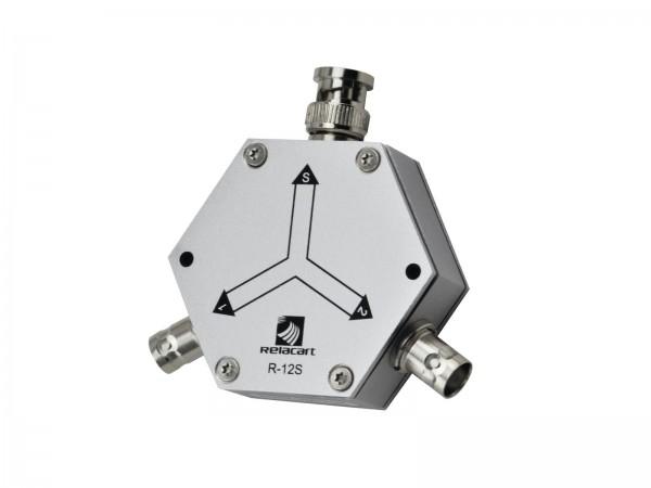 RELACART R-12S Antennenverteiler/Hub // RELACART R-12S Antenna Divider/Hub1