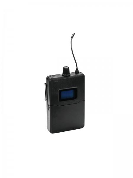 OMNITRONIC STR-1000 Taschenempfänger für IEM-1000 // OMNITRONIC STR-1000 Bodypack Receiver for IEM-10001