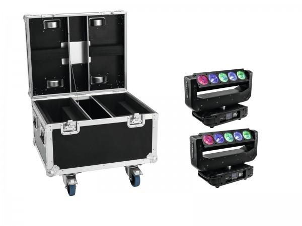 EUROLITE Set 2x LED TMH-X Bar 5 Beam + Case // EUROLITE Set 2x LED TMH-X Bar 5 Beam + Case1