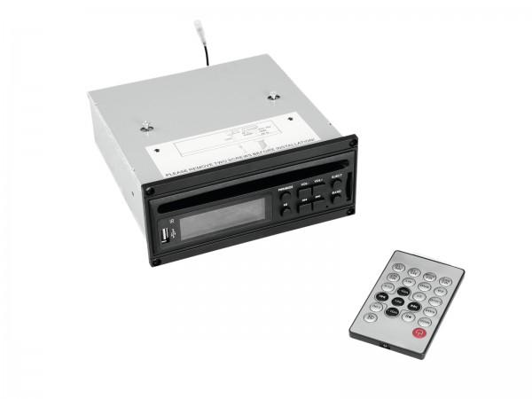OMNITRONIC MOM-10BT4 CD-Player mit USB & SD // OMNITRONIC MOM-10BT4 CD Player with USB & SD1