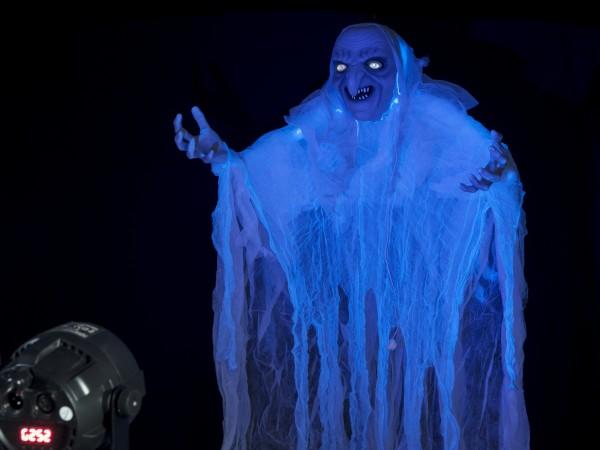 EUROPALMS Set Halloween HEXE + LED PARty UV Spot // EUROPALMS Set Halloween WITCHES + LED PARty UV Spot1