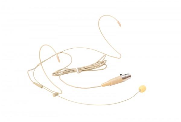 OMNITRONIC HS-1100 XLR Headset-Mikrofon // OMNITRONIC HS-1100 XLR Headset Microphone1