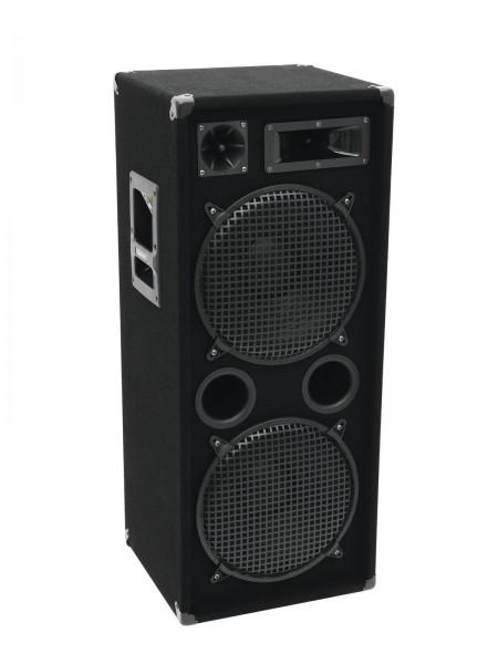 OMNITRONIC DX-2222 3-Wege Box 1000 W // OMNITRONIC DX-2222 3-Way Speaker 1000 W1