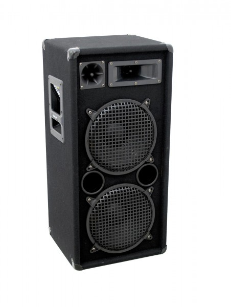 OMNITRONIC DX-2022 3-Wege Box 800 W // OMNITRONIC DX-2022 3-Way Speaker 800 W1