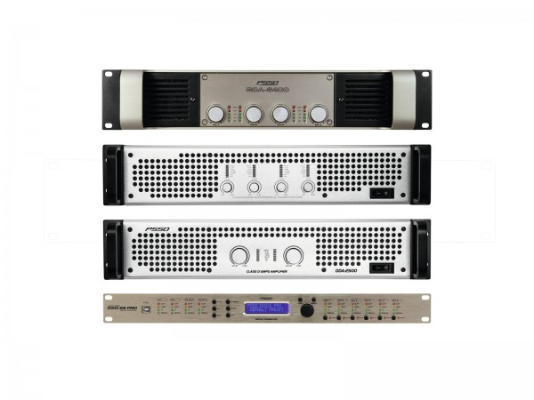 PSSO Amp Set MK2 für Line-Array M // PSSO Amp Set MK2 for Line-Array M1